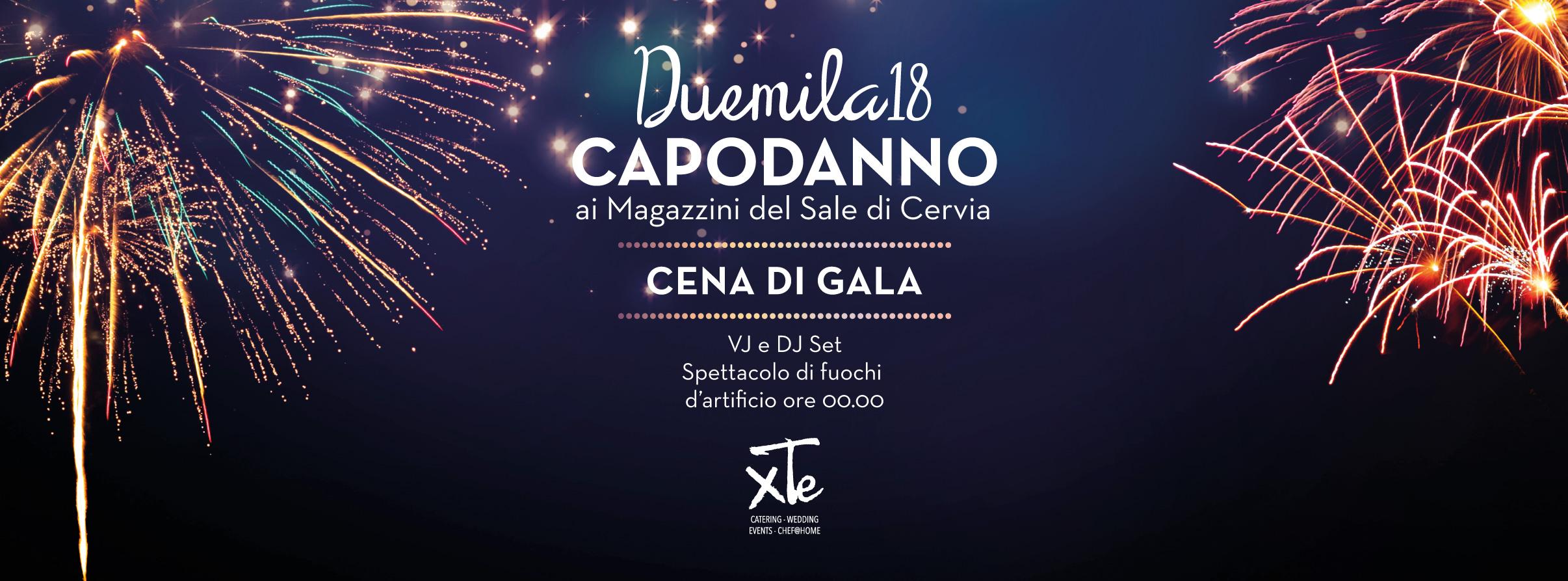 Capodanno 2018 a Milano Marittima